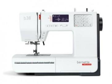 Bernette naaimachine b38 met gratis boventransportvoet