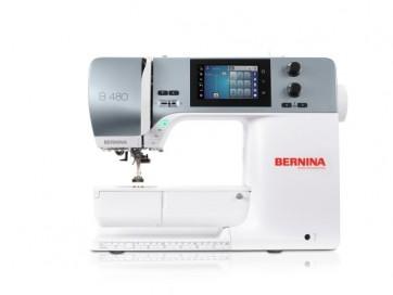 Bernina naaimachine 480 met gratis voet 50 en voet 35 twv 215,00