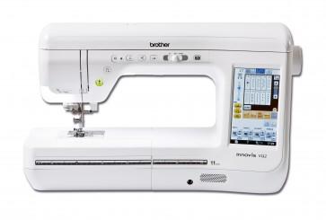 Brother Innov-is VQ2 naaimachine met gratis multi-voetpedaal