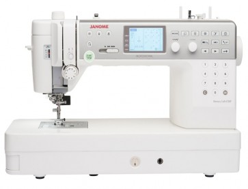 Janome MC6700P naaimachine