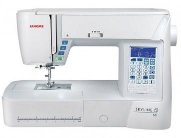 Janome Skyline S3 naaimachine