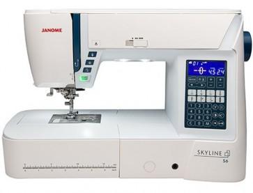 Janome Skyline S6 naaimachine