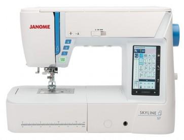 Janome Skyline S7 naaimachine