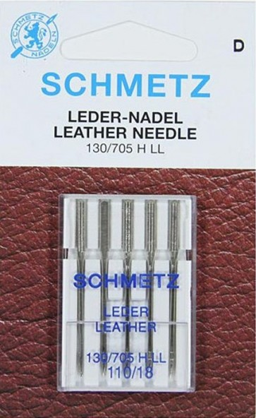 Schmetz naalden leder 110
