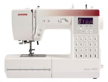 Janome Sewist 740DC naaimachine