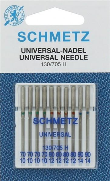 Schmetz naalden universeel 70-80-90