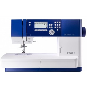 Pfaff naaimachine Ambition 610