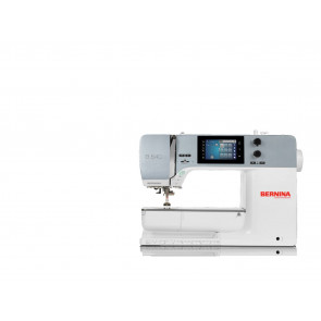 Bernina naaimachine 540 met borduurmodule met gratis trolley-set twv 325,00