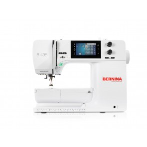Bernina naaimachine 435 met gratis voet 50 en voet 35 twv 215,00