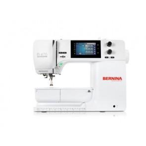 Bernina naaimachine 475QE met gratis voet 50 en voet 35 twv 215,00