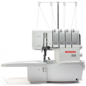 Bernina Lock L460 met multifunctionele naaivoet