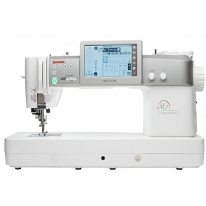 Janome Continental M7 Professional naaimachine
